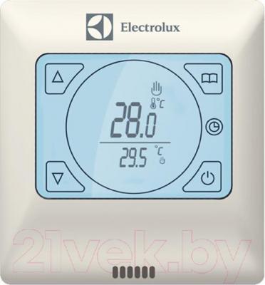 Терморегулятор для теплого пола Electrolux Thermotronic ETT-16 - общий вид