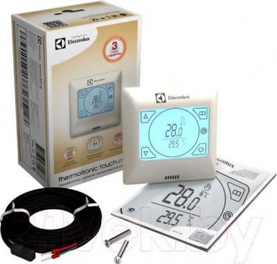 Терморегулятор для теплого пола Electrolux Thermotronic ETT-16 - комплектация
