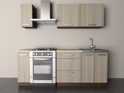 Готовая кухня Лавесон К.001.15 (дрифтвуд)