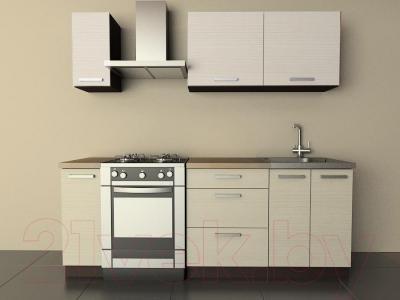 Готовая кухня Лавесон К.001.15 (крем)