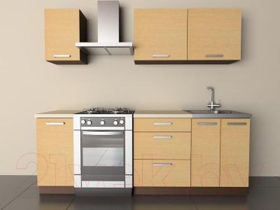 Готовая кухня Лавесон К.001.16 (лимба)