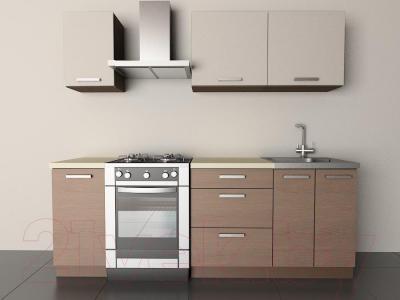 Готовая кухня Лавесон К.001.16 (бежевый песок-лайт)