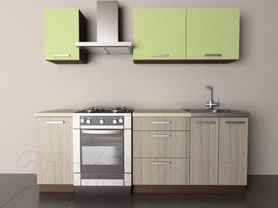 Готовая кухня Лавесон К.001.16 (васаби-дрифт)