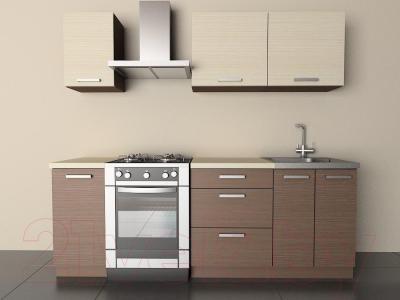 Готовая кухня Лавесон К.001.16 (мокко)
