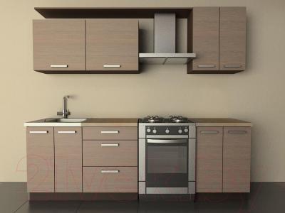 Готовая кухня Лавесон К.001.18 (горная лиственница)