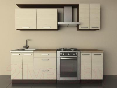 Готовая кухня Лавесон К.001.18 (крем)