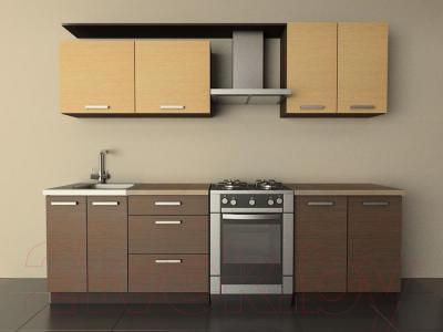 Готовая кухня Лавесон К.001.20 (шоколад)