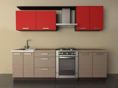 Готовая кухня Лавесон К.001.20 (чили-лайт)