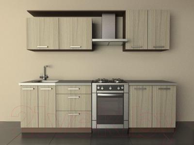 Готовая кухня Лавесон К.001.20 (дрифтвуд)