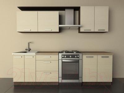 Готовая кухня Лавесон К.001.20 (крем)