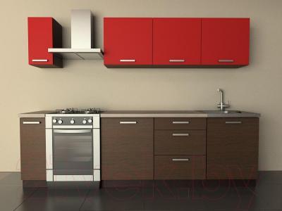Готовая кухня Лавесон К.001.21 (чили)