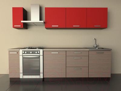 Готовая кухня Лавесон К.001.21 (чили-лайт)