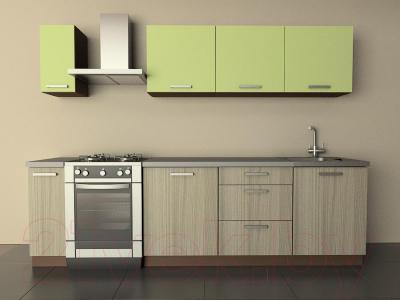 Готовая кухня Лавесон К.001.21 (васаби-дрифт)