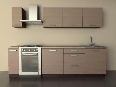 Готовая кухня Лавесон К.001.21 (горная лиственница)