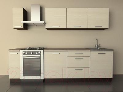 Готовая кухня Лавесон К.001.21 (крем)