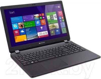 Ноутбук Packard Bell TG71BM-C6K8 (NX.C3UEU.011) - вполоборота