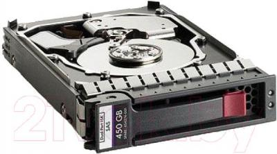 Жесткий диск HP 450GB (581284-B21) - общий вид