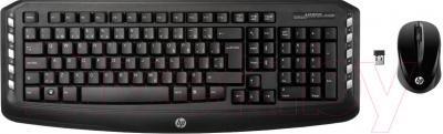 Клавиатура+мышь HP LV290AA Wireless Classic Desktop - общий вид