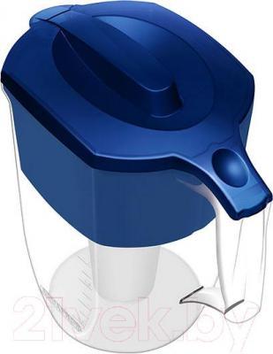 Фильтр питьевой воды Аквафор Гарри P42B05N (синий)