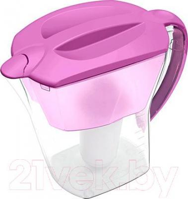 Фильтр питьевой воды Аквафор Премиум P81B05N (цикламен)