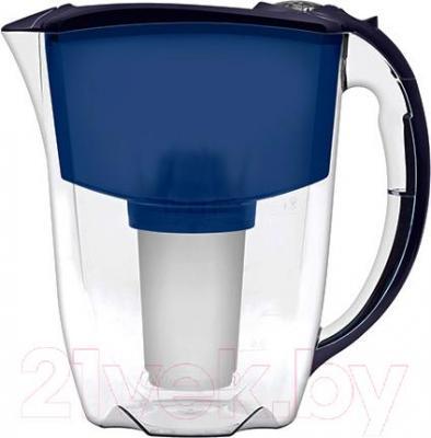 Фильтр питьевой воды Аквафор Престиж (синий, с дополнительным модулем)