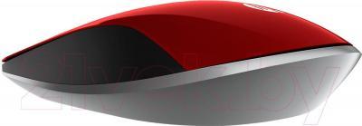 Мышь HP Z4000 (красный)