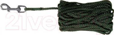 Поводок Trixie Tracking Leads 19754 (зеленый) - общий вид