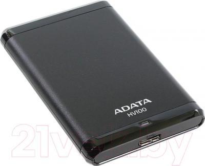 Внешний жесткий диск A-data HV100 500GB Black (AHV100-500GU3-CBK) - общий вид