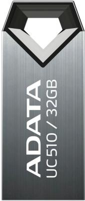 Usb flash накопитель A-data DashDrive Choice UC510 Titanium 32GB (AUC510-32G-RTI) - общий вид