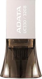 Usb flash накопитель A-data Choice UC330 32GB (AUC330-32G-RBK) - общий вид