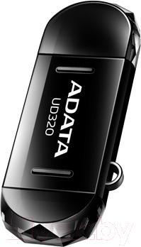 Usb flash накопитель A-data DashDrive Durable UD320 32GB (AUD320-32G-CBK) - общий вид