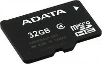 Карта памяти A-data microSDHC (Class 4) 32GB (AUSDH32GCL4-R) -