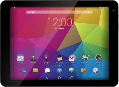 Планшет TeXet X-pad STYLE 10.1 16GB 3G / TM-9777 (+ автомобильное ЗУ) - общий вид