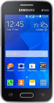 Смартфон Samsung Galaxy Ace 4 Lite Duos / G313H/DS (черный)