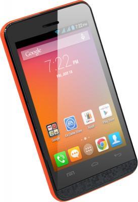 Мобильный телефон Explay Bit (оранжевый)