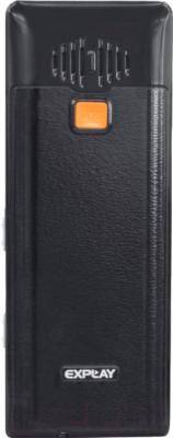 Мобильный телефон Explay BM90 Dual (черный) - вид сзади