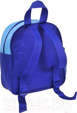 Детский рюкзак Paso 14-304PN - вид сзади