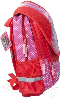 Школьный рюкзак Paso 14-048C - вид сбоку