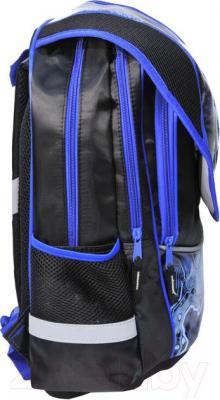 Школьный рюкзак Paso 14-048CB - вид сбоку