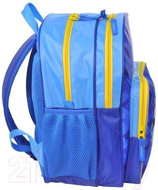 Школьный рюкзак Paso PME-162 - вид сбоку