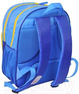 Школьный рюкзак Paso PME-162 - вид сзади