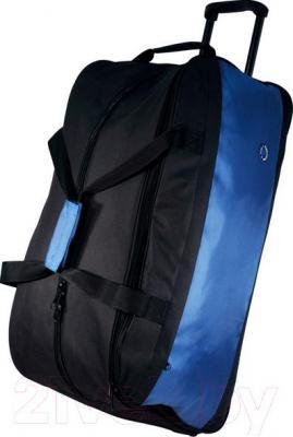 Дорожная сумка Paso 49-373B - вид сбоку