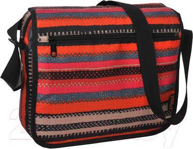 Молодежная сумка Paso 15-711D - общий вид
