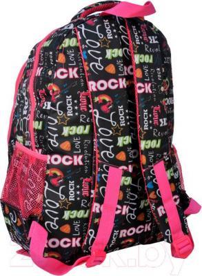 Рюкзак городской Paso 14-381A - вид сзади