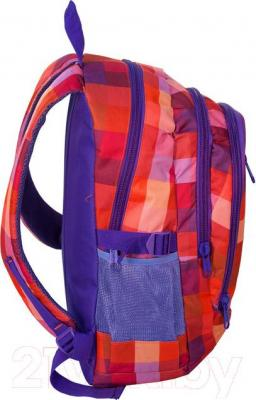 Рюкзак городской Paso 15-1827A - вид сбоку