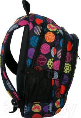 Рюкзак городской Paso 15-1827B - вид сбоку