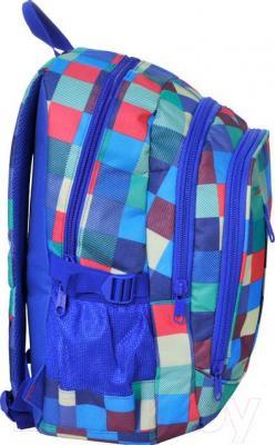 Рюкзак городской Paso 15-1827D - вид сбоку