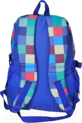 Рюкзак городской Paso 15-1827D - вид сзади