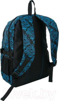 Рюкзак городской Paso 15-1829A - вид сзади