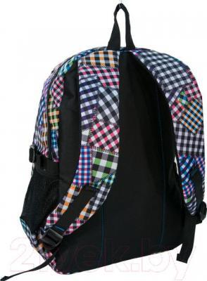 Рюкзак городской Paso 15-1829C - вид сзади